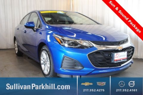 New 2019 Chevrolet Cruze LT FWD 4D Sedan <br><font size=1 color=blue>10 miles</font>
