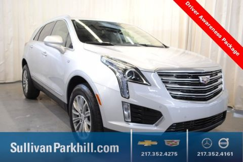 New 2018 Cadillac XT5 Luxury AWD <br><font size=1 color=blue>10 miles</font>