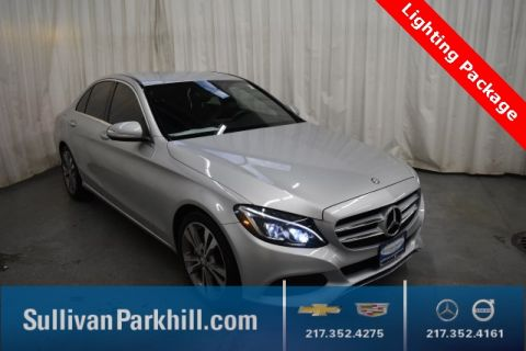 Certified Pre-Owned 2015 Mercedes-Benz C-Class C 300 4MATIC® 4MATIC® 4D Sedan <br><font size=1 color=blue>61277 miles</font>