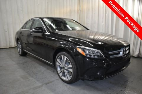 New 2019 Mercedes-Benz C-Class C 300 4MATIC® 4MATIC® 4D Sedan <br><font size=1 color=blue>121 miles</font>