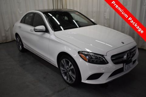 New 2019 Mercedes-Benz C-Class C 300 4MATIC® 4MATIC® 4D Sedan <br><font size=1 color=blue>10 miles</font>