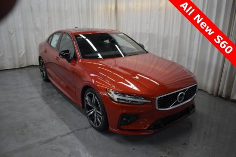 New 2019 Volvo S60 T6 R-Design AWD <br><font size=1 color=blue>10 miles</font>