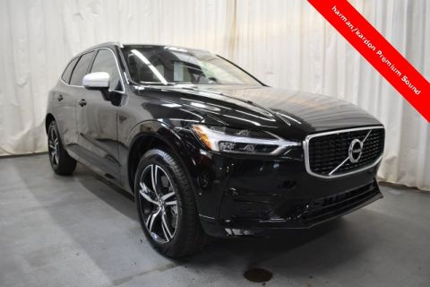 New 2019 Volvo XC60 T6 R-Design AWD <br><font size=1 color=blue>10 miles</font>