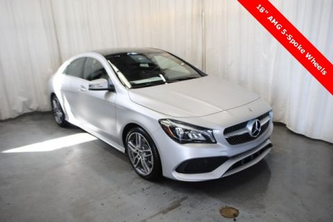 New 2019 Mercedes-Benz CLA CLA 250 4MATIC® 4MATIC® Coupe <br><font size=1 color=blue>10 miles</font>