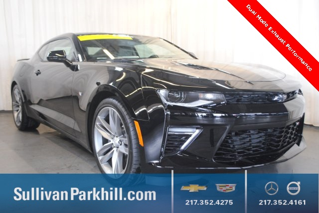 new 2018 chevrolet camaro ss w 2ss 2d coupe in champaign 6429