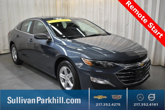 New 2019 Chevrolet Malibu LS 1LS
