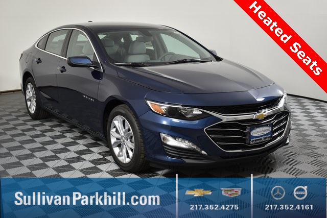 New 2019 Chevrolet Malibu LT 1LT