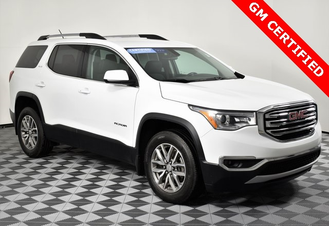 Certified Pre-Owned 2018 GMC Acadia SLE-2