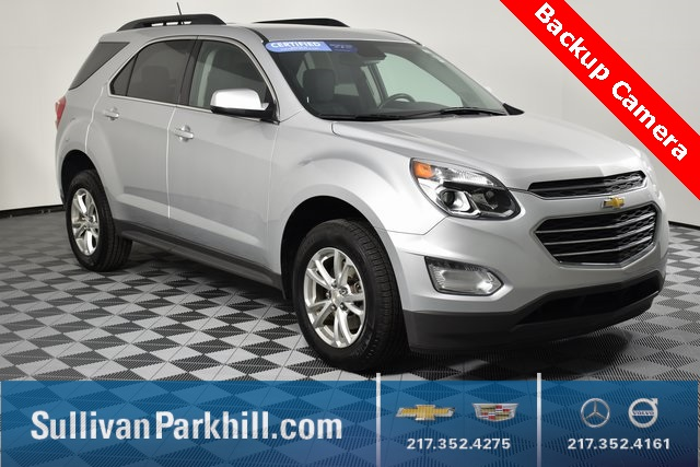 Certified Pre-Owned 2017 Chevrolet Equinox LT 1LT
