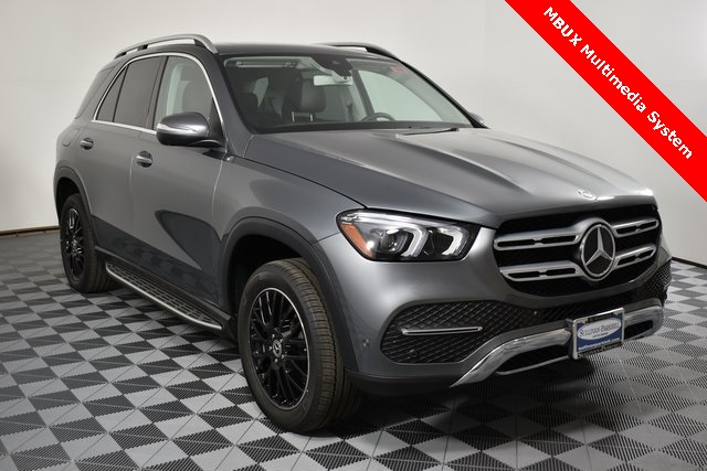 Pre Owned 2020 Mercedes Benz Gle Gle 350 4matic 4matic 4d Sport Utility 6 107 Miles