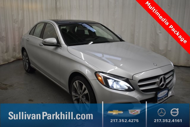 Certified Pre-Owned 2016 Mercedes-Benz C-Class C 300 4MATIC®