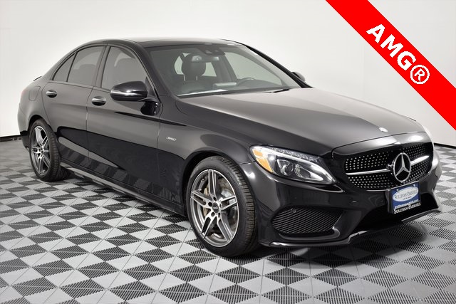 Pre-Owned 2016 Mercedes-Benz C-Class C 450 AMG® 4MATIC®
