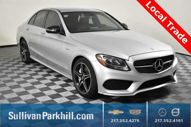 Certified Pre-Owned 2017 Mercedes-Benz C-Class C 43 AMG® 4MATIC®