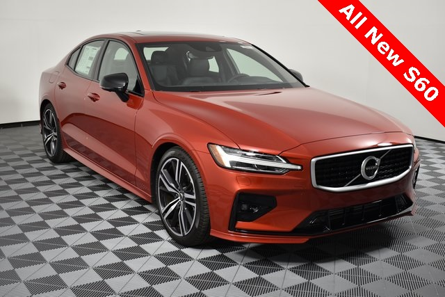 New 2019 Volvo S60 T6 R-Design AWD , 10 miles