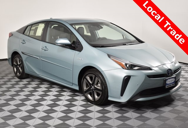 Pre-Owned 2019 Toyota Prius XLE