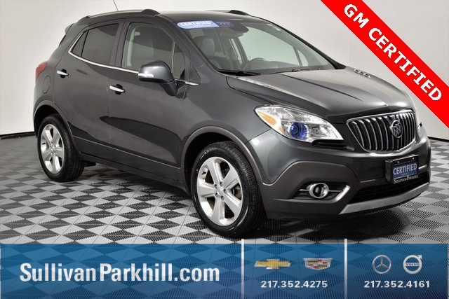 Certified Pre-Owned 2016 Buick Encore Convenience