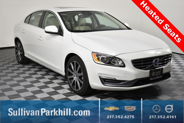 Certified Pre-Owned 2016 Volvo S60 Inscription T5