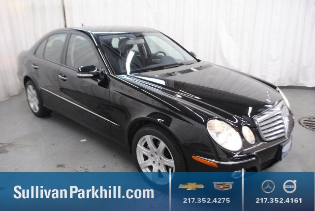 Pre Owned 2007 Mercedes Benz E Class E 350 4MATIC®