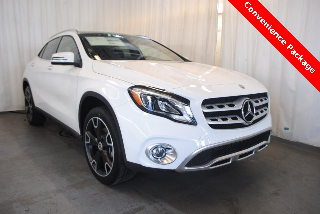 New 2018 Mercedes-Benz GLA GLA 250 4MATIC®
