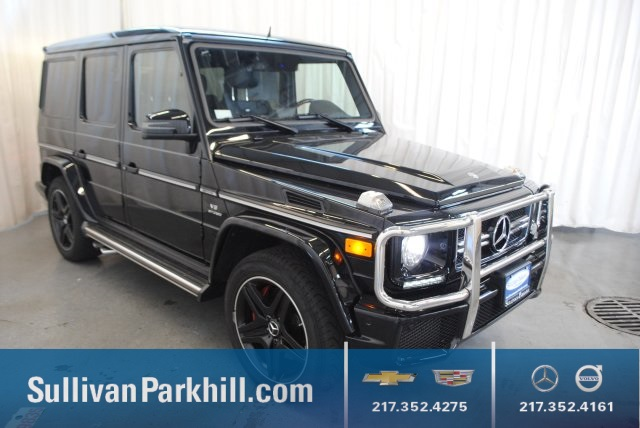 Pre Owned 2014 Mercedes Benz G Class G 63 AMG® 4MATIC®