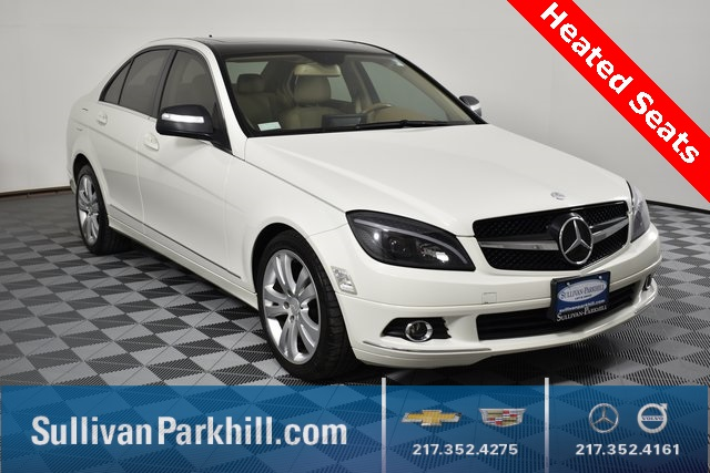 Pre-Owned 2008 Mercedes-Benz C-Class C 300 Luxury 4MATIC®