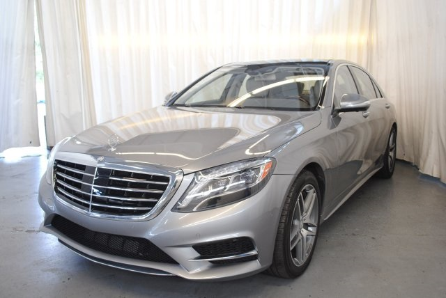 certified pre owned 2015 mercedes benz s class s550 4matic
