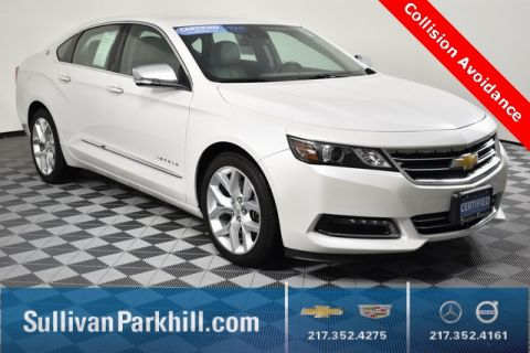 Certified Pre-Owned 2016 Chevrolet Impala LTZ 2LZ