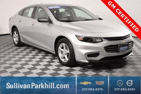 Certified Pre-Owned 2016 Chevrolet Malibu LS 1LS