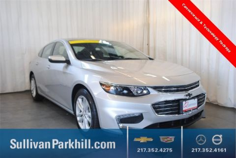 New 2018 Chevrolet Malibu LT 1LT