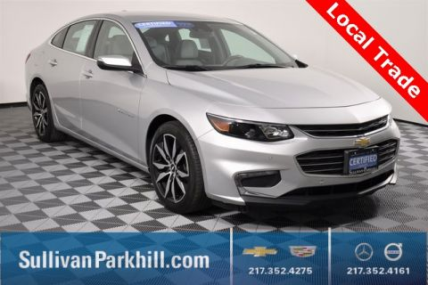 Certified Pre-Owned 2016 Chevrolet Malibu LT 2LT