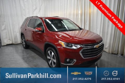New 2019 Chevrolet Traverse LT Leather Leather