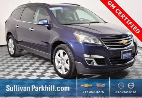 Certified Pre-Owned 2016 Chevrolet Traverse LT 1LT