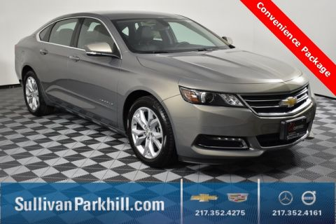 New 2019 Chevrolet Impala LT 1LT