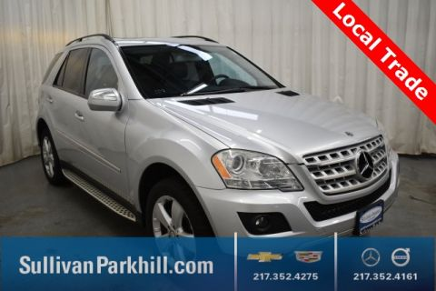 Pre-Owned 2009 Mercedes-Benz M-Class ML 350 4MATIC®