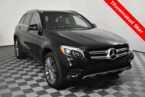 New 2018 Mercedes-Benz GLC GLC 300 4MATIC®