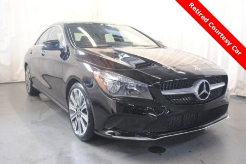 Pre-Owned 2018 Mercedes-Benz CLA CLA 250 4MATIC®
